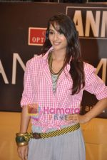 Amruta Patki at ANM and Nakshatra films fashion  show in Options on 13th Oct 2010 (29).JPG