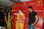 John Abraham and Pakhi at McDonalds to promote Jhootha Hi Sahi in Fun Republic on 14th Oct 2010 (2).JPG