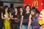 Pakhi at McDonalds to promote Jhootha Hi Sahi in Fun Republic on 14th Oct 2010 (3).JPG