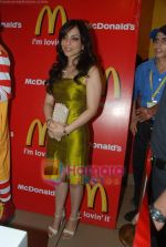 Pakhi at McDonalds to promote Jhootha Hi Sahi in Fun Republic on 14th Oct 2010 (5).JPG