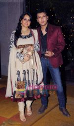 Arjun Punj at designer AD Singh_s sangeet in Hyatt Regency, Mumbai on 15th Oct 2010 (21).JPG