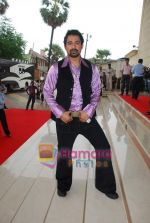 Ranvijay Singh at Zee TV_s Action Replay Diwali show in Malad on 16th Oct 2010 (4).JPG