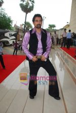 Ranvijay Singh at Zee TV_s Action Replay Diwali show in Malad on 16th Oct 2010 (5).JPG