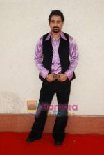 Ranvijay Singh at Zee TV_s Action Replay Diwali show in Malad on 16th Oct 2010 (6).JPG