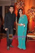 Arjun Punj at designer AD Singh_s wedding with Puneet Kaur in ITC Grand Maratha on 17th Oct 2010 (4).JPG