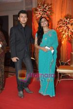 Arjun Punj at designer AD Singh_s wedding with Puneet Kaur in ITC Grand Maratha on 17th Oct 2010 (5).JPG