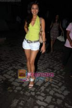 Shweta Keswani at Shailendra Singh_s bday bash in Lower Parel on 17th Oct 2010 (105).JPG