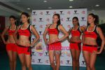 Kingfisher calendar girls at Talwalkars in Mumbai Central on 18th Oct 2010 (91).JPG
