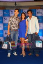 Dino Morea, Malaika Arora, Ritwik Bhattacharya at Gillete 30 Day Challenge event in Taj President on 27th Oct 2010 (2).JPG