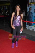 Shweta Pandit at Namrata Gujral_s 1 A Minute film on breast cancer premiere in PVR on 27th Oct 2010 (2).JPG