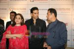 Tina Ambani, Gulshan Grover, Akshay Kumar at Dhirubai Ambani hospital to launch centre for sport medicine in Andheri, Mumbai on 29th Oct 2010 (18).JPG