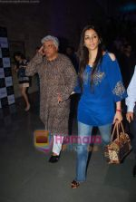 Tabu, Javed Akhtar at Ballentine play premiere in NCPA on 30th Oct 2010 (3).JPG