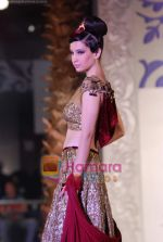 Model walks the ramp for Sonia Mehra at Aamby Valley India Bridal Week day 5 on 2nd Nov 2010 (28).JPG