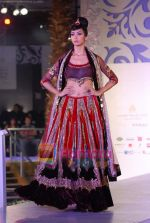 Model walks the ramp for Sonia Mehra at Aamby Valley India Bridal Week day 5 on 2nd Nov 2010 (30).JPG