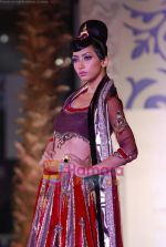 Model walks the ramp for Sonia Mehra at Aamby Valley India Bridal Week day 5 on 2nd Nov 2010 (33).JPG