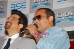 Anil Kapoor, Akshay Khanna at No Problem film mahurat in BSE on 6th Nov 2010 (20).JPG