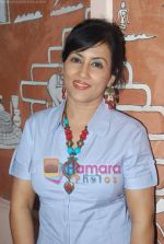 Madhushree at Life an Odessey book launch in Ravindra Natya Mandir on 5th Nov 2010 (4).JPG