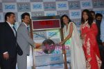 Sushmita Sen, Anil Kapoor at No Problem film mahurat in BSE on 6th Nov 2010 (10).JPG