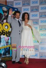 Sushmita Sen, Anil Kapoor at No Problem film mahurat in BSE on 6th Nov 2010 (18).JPG