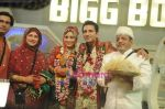 Sara khan and Ali merchat wedding on big boss House on 10th Nov 2010 (17).JPG