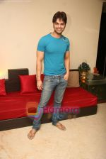 Yuvraaj Parashar at the press meet of the film Dunno Y Na Jaane Kyun... at Hicons,Bandra, Mumbai on 10th Nov 2010 (3).JPG