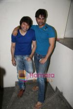 Yuvraaj Parashar, Kapil Sharma at the press meet of the film Dunno Y Na Jaane Kyun... at Hicons,Bandra, Mumbai on 10th Nov 2010 (4).JPG