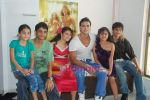 Saahil Khan invites his Facebook fans over for lunch at his home in Andheri on 14th Nov 2010 (39).JPG