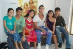 Saahil Khan invites his Facebook fans over for lunch at his home in Andheri on 14th Nov 2010 (40).JPG