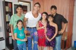 Saahil Khan invites his Facebook fans over for lunch at his home in Andheri on 14th Nov 2010 (7).JPG