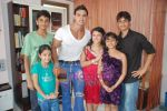 Saahil Khan invites his Facebook fans over for lunch at his home in Andheri on 14th Nov 2010 (8).JPG