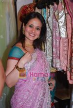 Aparna Tilak at Brides of Mumbai exhibition by designer Sarika Desai in Mumbai on 19th Nov 2010 (10).JPG