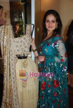 Aparna Tilak at Brides of Mumbai exhibition by designer Sarika Desai in Mumbai on 19th Nov 2010 (11).JPG