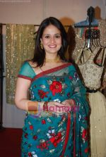 Aparna Tilak at Brides of Mumbai exhibition by designer Sarika Desai in Mumbai on 19th Nov 2010 (16).JPG