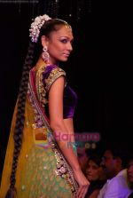 Model walk the ramp for Vikram Phadnis Show at The ABIL Pune Fashion Week Day 2 on 19th Nov 2010 (61).JPG