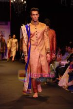 Model walk the ramp for Vikram Phadnis Show at The ABIL Pune Fashion Week Day 2 on 19th Nov 2010 (88).JPG