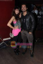 Anusha Dandekar, Ranvijay Singh at MTV Roadies promotional event in Enigma on 25th Nov 2010 (10)~0.JPG