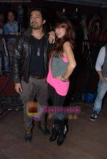 Anusha Dandekar, Ranvijay Singh at MTV Roadies promotional event in Enigma on 25th Nov 2010 (12)~0.JPG