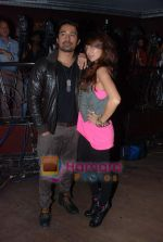 Anusha Dandekar, Ranvijay Singh at MTV Roadies promotional event in Enigma on 25th Nov 2010 (16)~0.JPG
