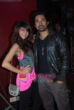 Anusha Dandekar, Ranvijay Singh at MTV Roadies promotional event in Enigma on 25th Nov 2010 (4)~0.JPG