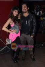 Anusha Dandekar, Ranvijay Singh at MTV Roadies promotional event in Enigma on 25th Nov 2010 (6)~0.JPG