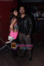Anusha Dandekar, Ranvijay Singh at MTV Roadies promotional event in Enigma on 25th Nov 2010 (8)~0.JPG