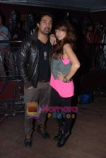 Anusha Dandekar, Ranvijay Singh at MTV Roadies promotional event in Enigma on 25th Nov 2010~0.JPG