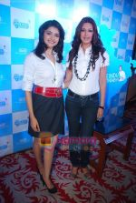 Sonali Bendre and Prachi Desai at Oral B promotional event in Ambassador hotel on 28th Nov 2010 (92).JPG
