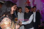 Vilasrao Deshmukh at Nitish Rane_s wedding reception in Mahalaxmi Race Course on 28th Nov 2010 (6).JPG