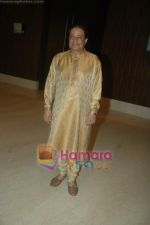Anup Jalota at Anup Jalota Ghazal night in Novotel on 4th Dec 2010 (3).JPG