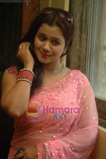 Gunjan at Bhojpuri film mahurat in Navrang on 4th Nov 2010 (8).JPG