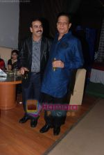 Ajay Yadav, Govind Namdeo at Overtime film Mahurat in Marimba Lounge on 6th Dec 2010 (61).JPG