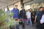 Akon Arrives in Mumbai to record for Ra.One in Mumbai Airport on 7th Dec 2010 (2).jpg