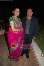 Kanchan Adhikari at Urvee Adhikari_s wedding reception in Taj Land_s End on 11th Dec 2010 (29).JPG