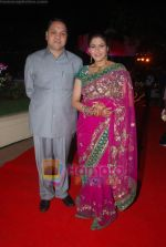 Kanchan Adhikari at Urvee Adhikari_s wedding reception in Taj Land_s End on 11th Dec 2010 (3).JPG